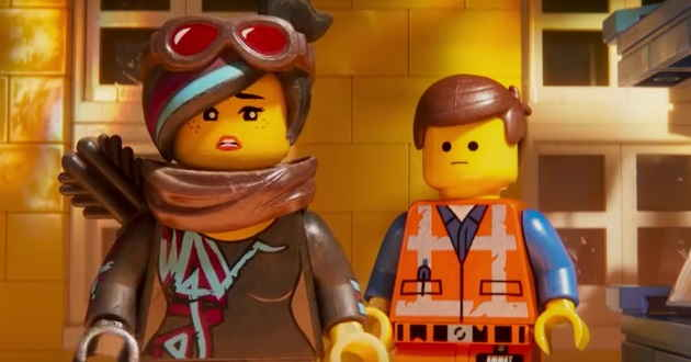 Trailer da animação The Lego Movie 2_ The Second Part