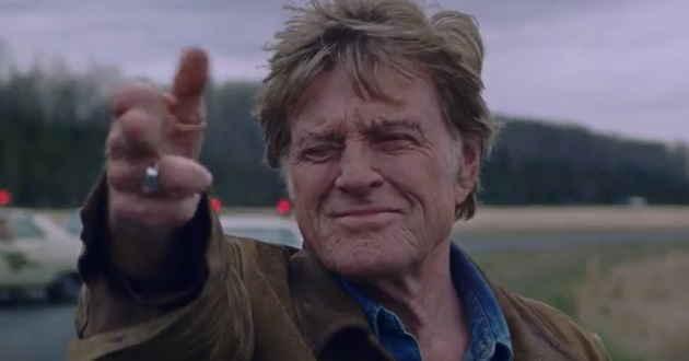 Trailer do filme The Old Man and the Gun