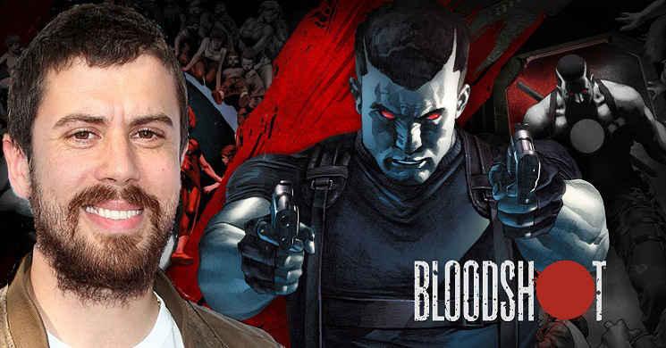 Toby Kebbell será o vilão Axe em Bloodshot