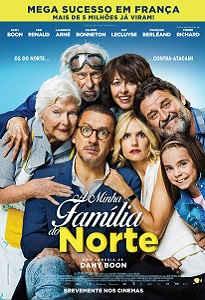 Poster da comédia A Minha Família do Norte
