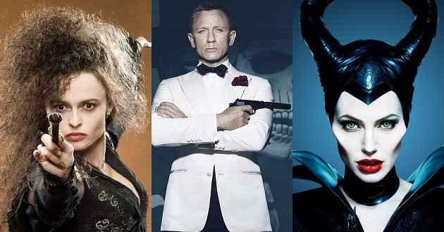 Rumor: Helena Bonham Carter e Angelina Jolie candidatas a um papel de vilã em