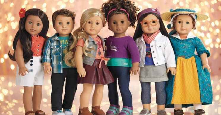 American Girl: Filme sobre as bonecas da Mattel
