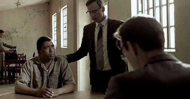 Trailer legendado em português do drama biográfico