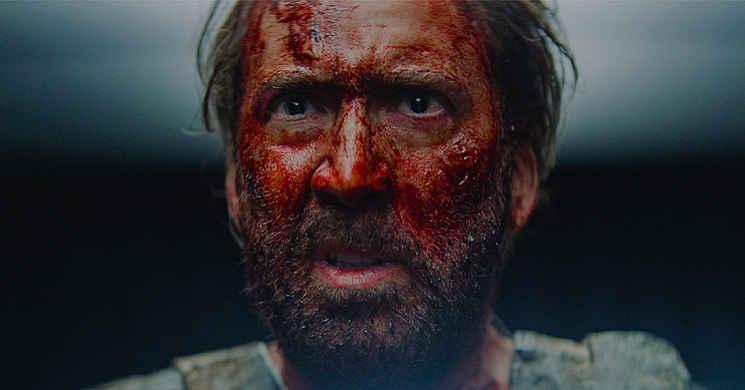 Nicolas Cage em busca de vingança no primeiro e sangrento trailer de