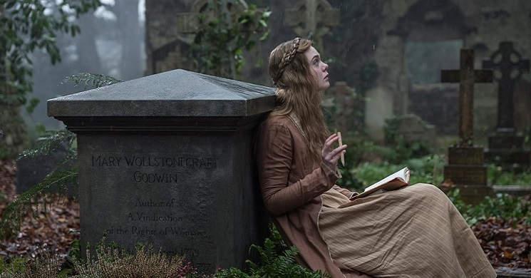 Trailer português do filme Mary Shelley