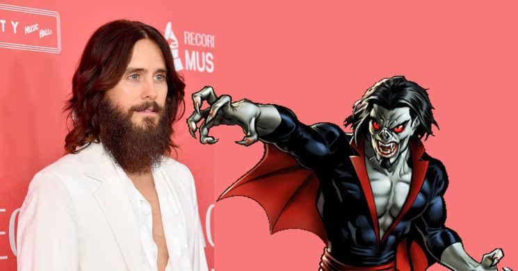 Jared Leto vai interpretar Morbius