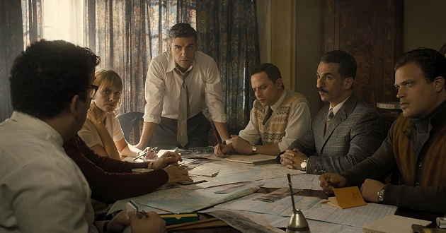Oscar Isaac à caça de nazis no primeiro trailer de