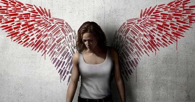 Jennifer Garner transforma-se numa máquina de matar no primeiro trailer de