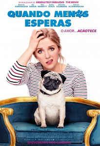 Poster do filme Quando Menos Esperas