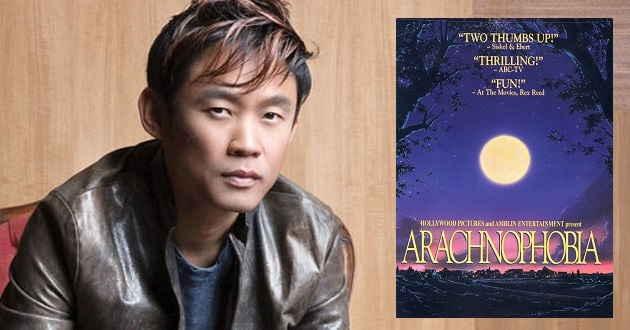James Wan vai produzir remake de Aracnofobia