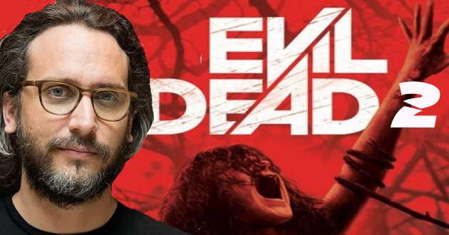 Fede Álvares_sequela Evil Dead