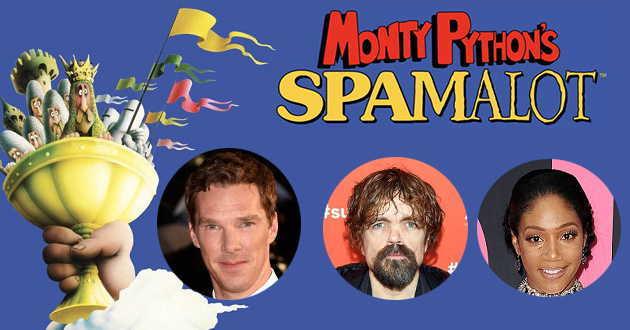 Benedict Cumberbatch, Tiffany Haddish e Peter Dinklage apontados para a adaptação de