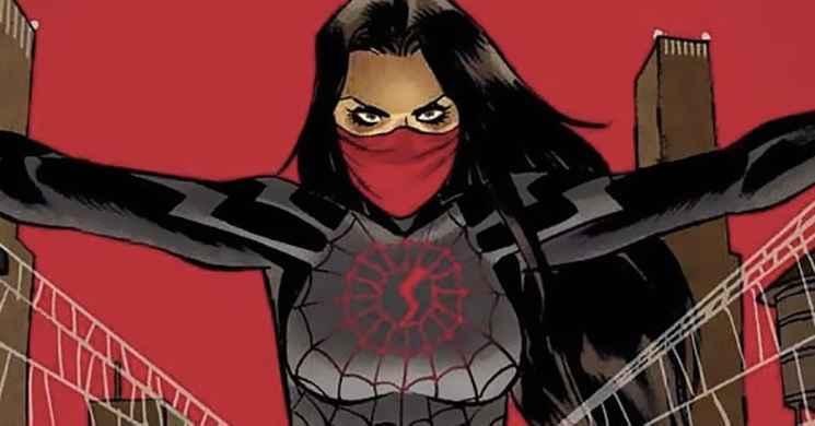 Anunciado mais um spin-off do universo Homem-Aranha centrado na heroína Silk