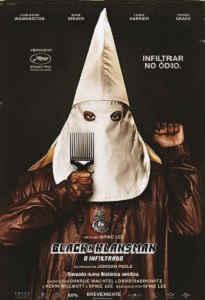 Poster do filme BlacKkKlansman: O Infiltrado