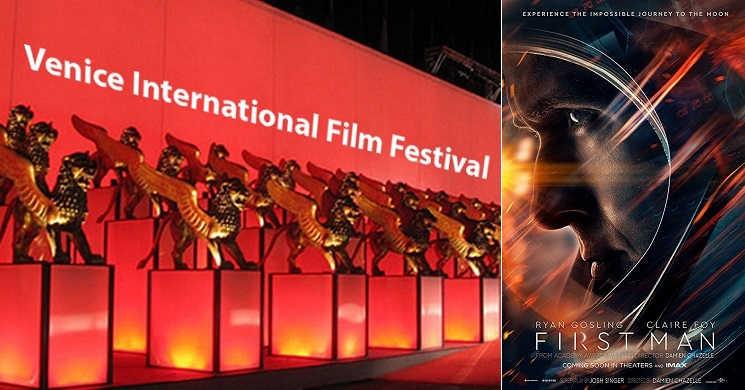 O Primeiro Homem na Lua de Damien Chazelle abre Festival de Veneza 2018