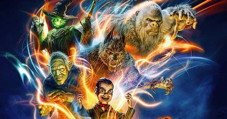 O regresso dos monstros. Primeiro trailer de