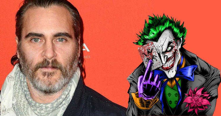 Joaquim Phoenix confirmado como Joker no filme sobre as origens do vilão
