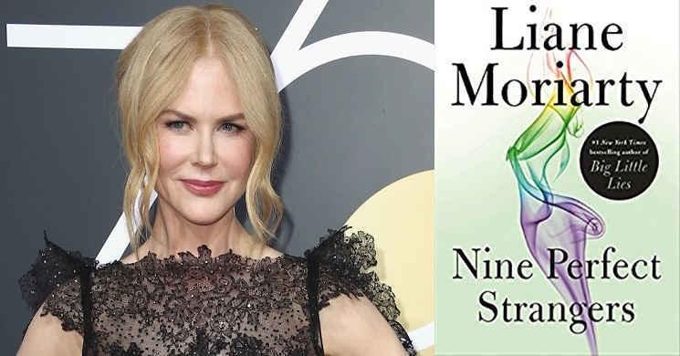 Nicole Kidman vai produzie e protagonizar Nine Perfect Strangers