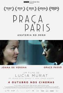 Poster do filme Praça Paris