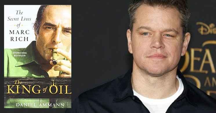 Matt Damon em negociações para protagonizar a adaptação de