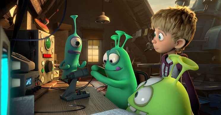 Trailer português da animação