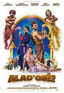 Poster da animação Alad'Quê?