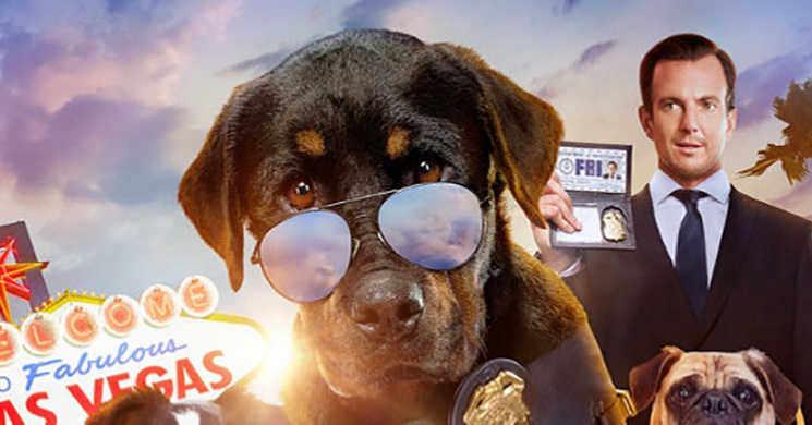 Trailer português da comédia Cães à Solta
