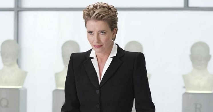 Emma Thompson regressa como a Agente 0 no spin-off de