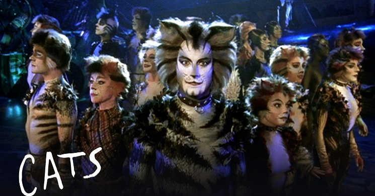Adaptação ao grande ecrã do musical Cats
