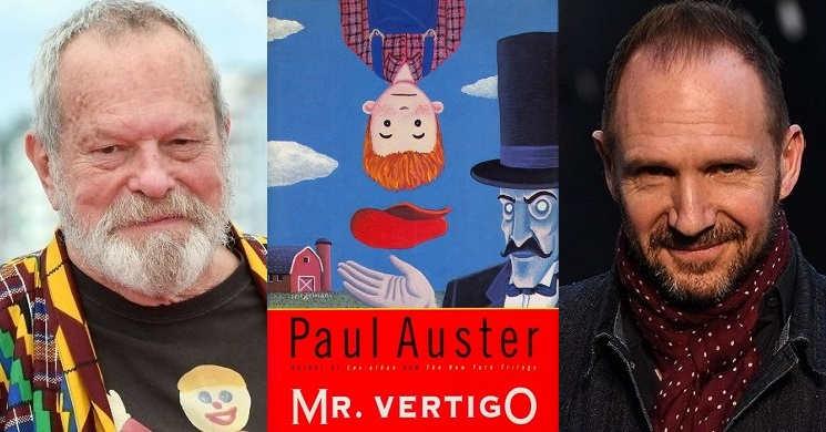 Terry Gilliam tem em desenvolvimento a adaptação de