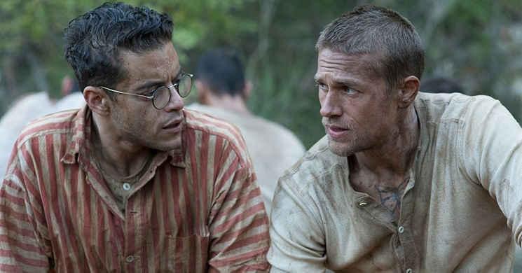 Charlie Hunnam e Rami Malek no trailer português do remake de