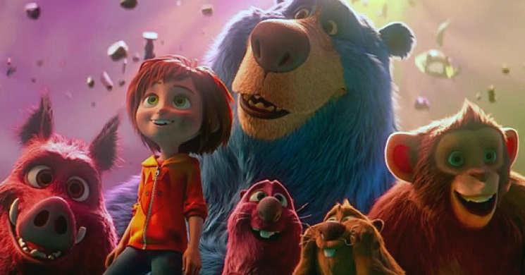 Novo trailer dobrado em português da animação