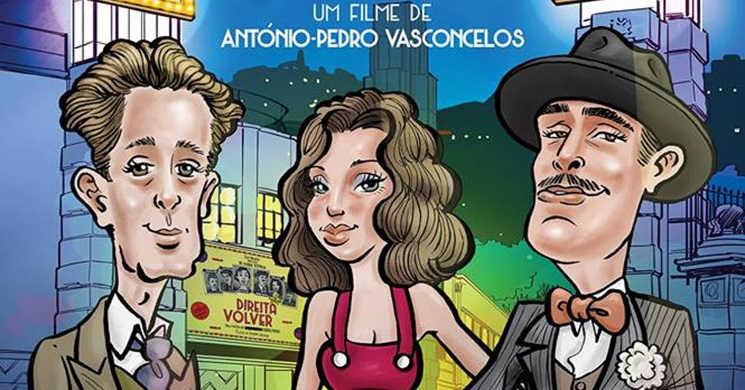 Divulgado o primeiro poster e trailer do filme português