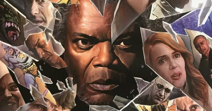 Trailer oficial de Glass