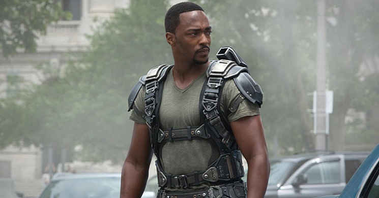 Anthony Mackie no elenco de The Woman in the Window