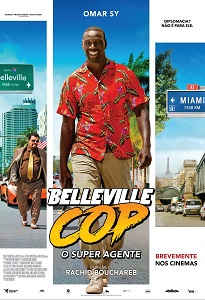 Poster do filme Belleville Cop - O Super Agente