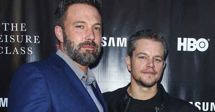 Ben Affleck e Matt Damon juntos num filme sobre a fraude do jogo Monopólio da McDonald´s
