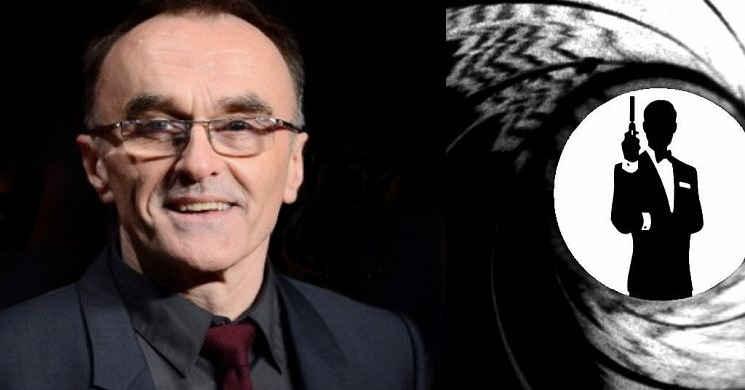 Danny Boyle fora de Bond 25