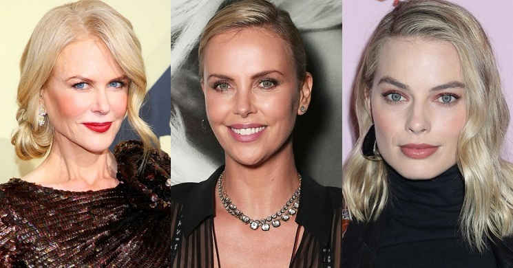 Filme sobre assédio sexual reúne no elenco Nicole Kidman, Charlize Theron e Margot Robbie