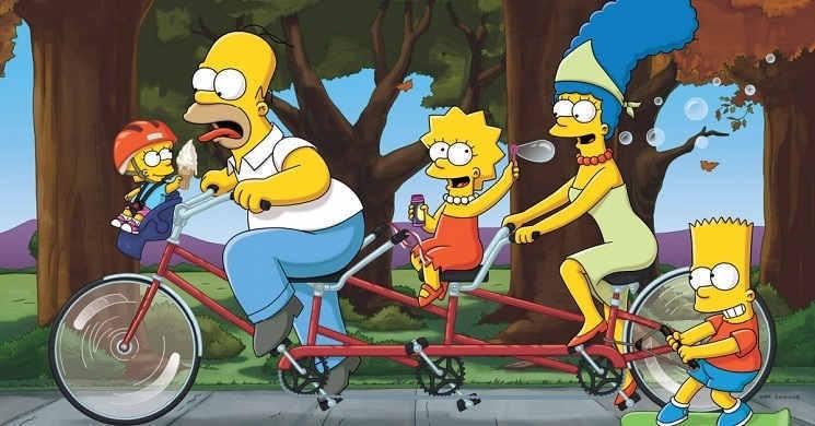 Os Simpsons vão regressar aos cinemas