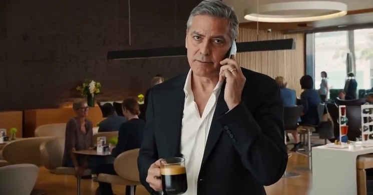 Forbes: George Clooney é o ator mais bem pago de Hollywood