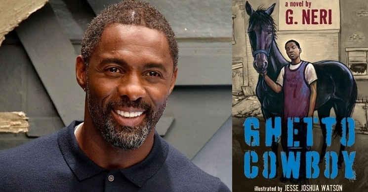 Idris Elba confirmado como protagonista da adaptação de