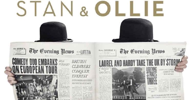 Stan & Ollie filme com John C. Reilly e Steve Coogan
