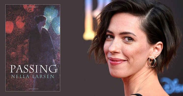 Rebecca Hall fará a estreia na realização com a adaptação do romance