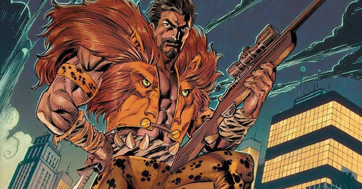 Richard Wenk vai escrever o guião de Kraven The Hunter