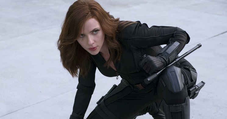 Scarlett Johansson é a atriz mais bem paga do mundo segundo os dados revelados pela Forbes