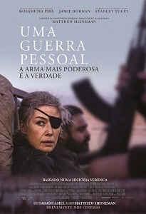 Poster do filme Uma Guerra Pessoal