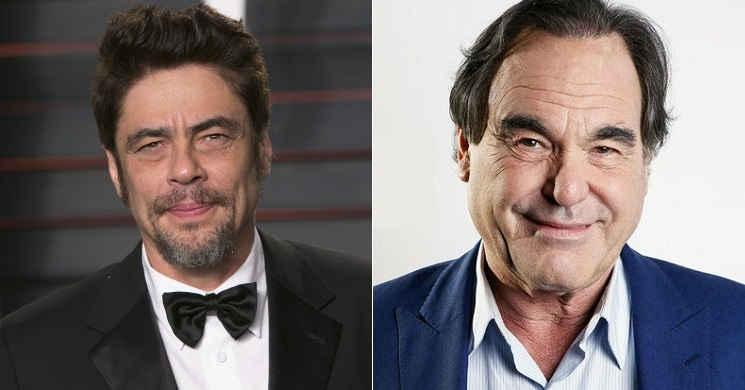 Benicio Del Toro e Oliver Stone juntos no drama White Lies