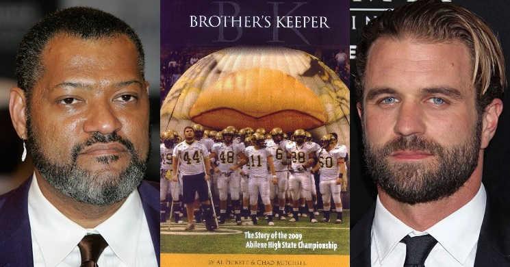 Laurence Fishburne e Milo Gibson são os protagonistas do drama desportivo