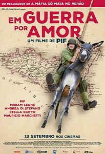 Poster do filme Em Guerra por Amor